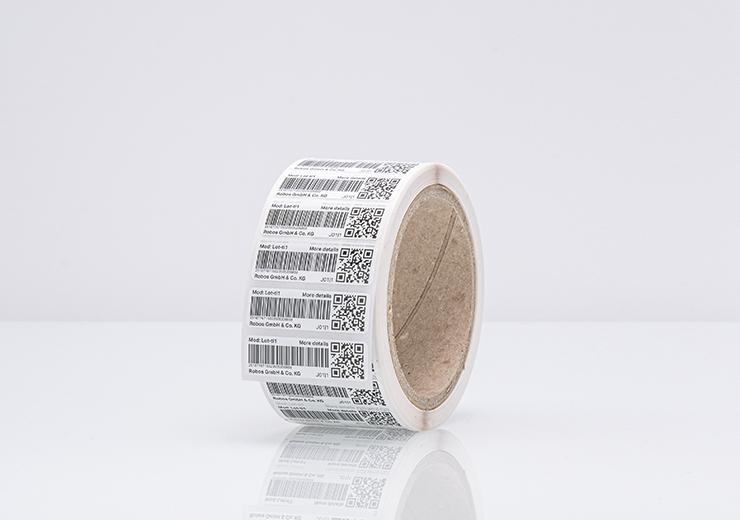 Barcode-Etiketten bieten einen hohen Informationsgehalt