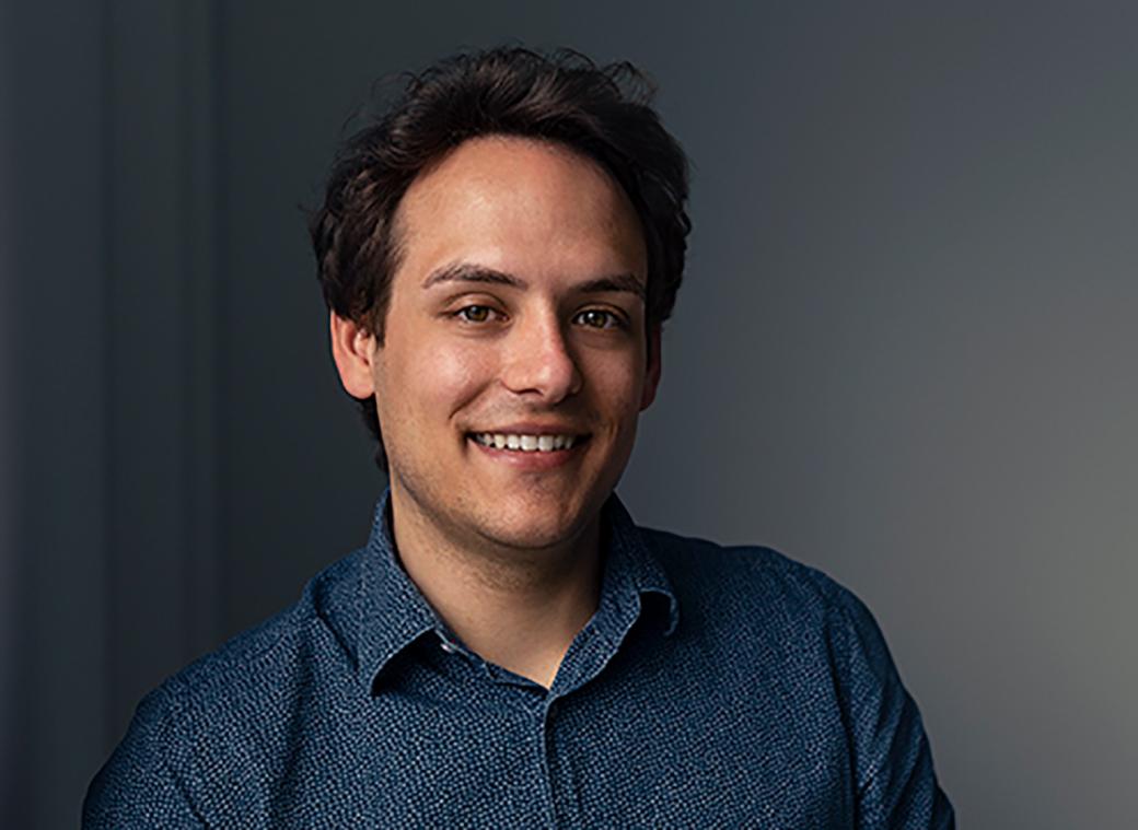 Mathias Stumpf, Werkstudent bei Robos